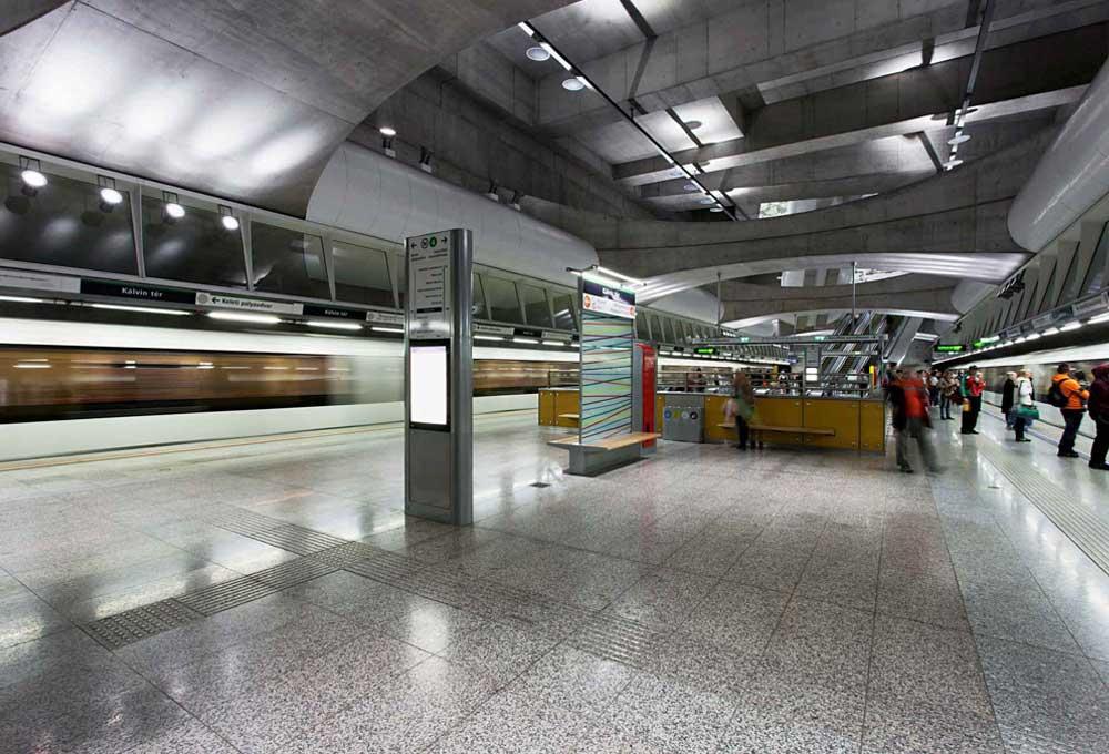 metro-station-budapest-hungary-underground-line